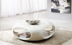 Small Round Glass Coffee Table UK