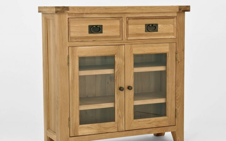 Sideboards with Glass Doors and Drawers