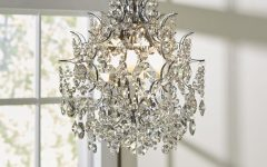 Clea 3-light Crystal Chandeliers
