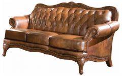 Victorian Leather Sofas