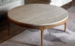 Round Ottoman Coffee Table