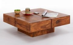 Low Height Coffee Tables