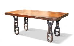Rustic Coffee Table Legs