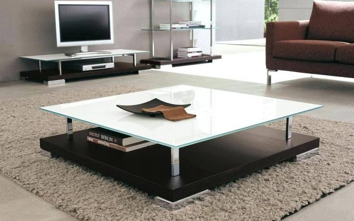 Large Low Level Coffee Tables