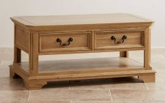 Oak Coffee Table Sets