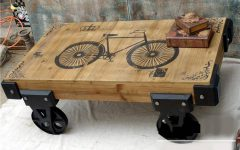 Wheels Coffee Tables