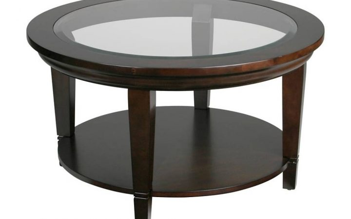 Rounded Corner Coffee Tables