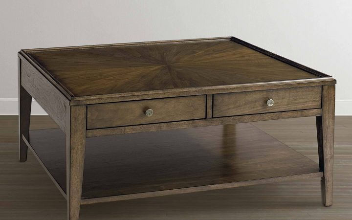 Large Coffee Tables with Storage