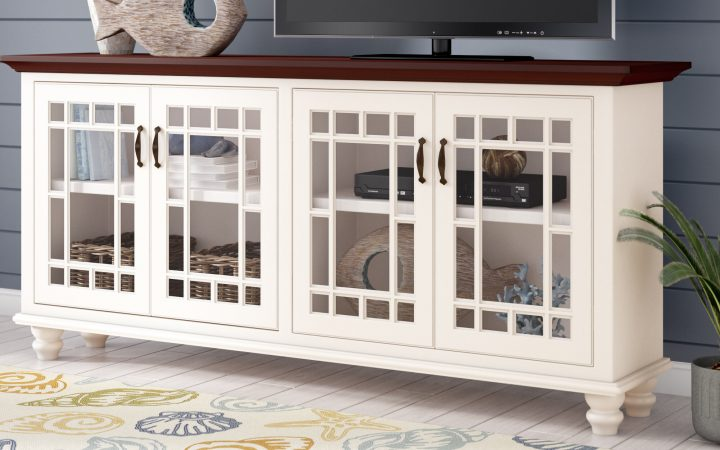 """Colefax Vintage Tv Stands for Tvs Up to 78"""""""