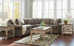 Collins Sofa Sectionals With Reversible Chaise