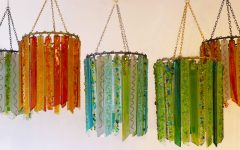 Handmade Glass Pendant Lights