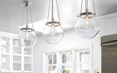 Unique Glass Pendant Lights