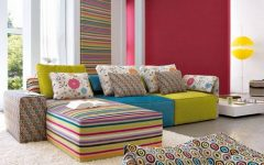 Colorful Sofas and Chairs
