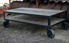 Rustic Looking Coffee Tables