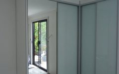 Corner Mirror Wardrobes