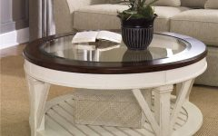 Oversized Round Coffee Tables