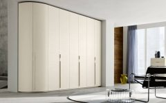 Curved Corner Wardrobe Doors