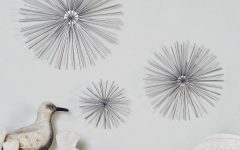 3 Piece Star Wall Decor Sets