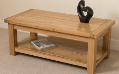 Light Oak Coffee Tables