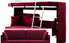 Sofas Converts to Bunk Bed