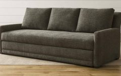 Crate and Barrel Sleeper Sofas
