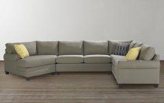 Cuddler Sectional Sofa