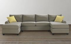 Sectional Sofa With 2 Chaises