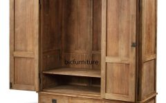Wood Wardrobes