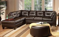 Chocolate Sectional Sofas
