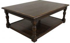 Dark Oak Coffee Tables