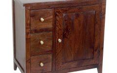 Small Dark Wood Sideboards