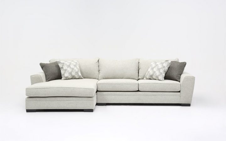 Delano 2 Piece Sectionals with Laf Oversized Chaise