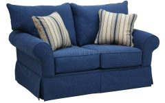 Blue Denim Sofas