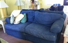 Denim Sofa Slipcovers