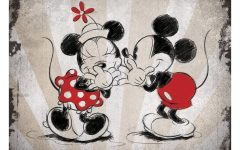 Mickey Mouse Canvas Wall Art