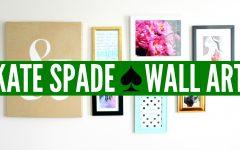 Kate Spade Wall Art