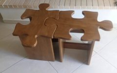 Puzzle Coffee Tables