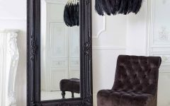 Full Length French Mirrors