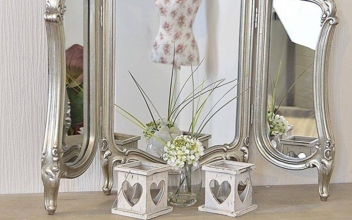 Ornate Dressing Table Mirrors