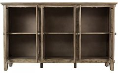 """Claire 70"""" Wide Acacia Wood Sideboards"""