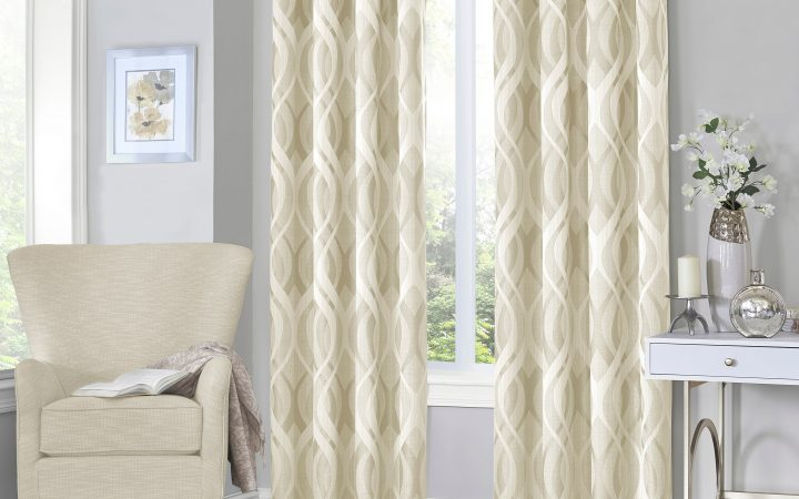 Eclipse Caprese Thermalayer Blackout Window Curtains