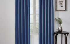 Eclipse Corinne Thermaback Curtain Panels
