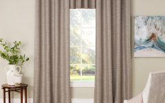 Eclipse Newport Blackout Curtain Panels