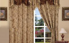 Elegant Comfort Window Sheer Curtain Panel Pairs