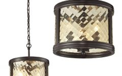 Oil Rubbed Bronze Pendant Light Fixtures