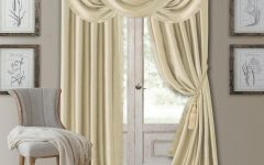 Elrene Versailles Pleated Blackout Curtain Panels