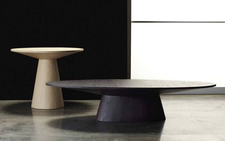 Oval Shaped Coffee Tables