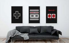 Nintendo Wall Art