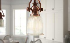 Erico 1-light Single Bell Pendants