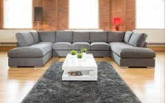 Extra Large U Shaped Sectionals